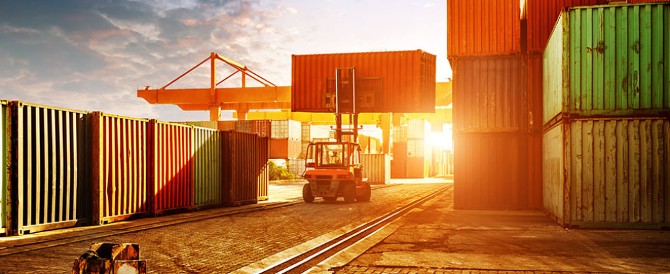 Container-building