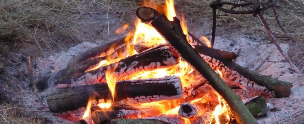 Fire-sustain